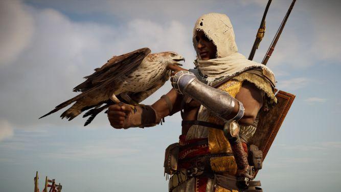 Sprzedaż pudełkowego Assassin's Creed Origins porównywalna z AC Syndicate - obrazek 1