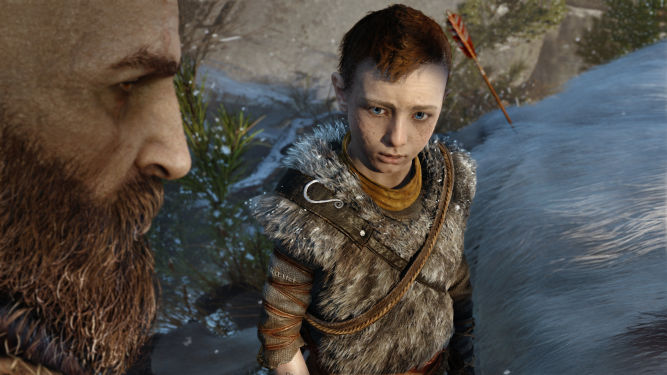 Paris Games Week: nowy trailer God of War! - obrazek 1