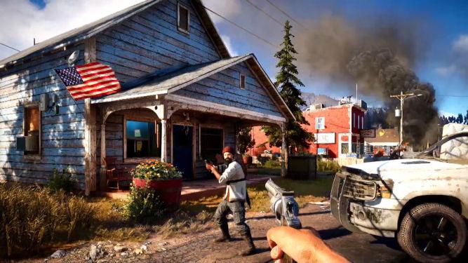 Far Cry 5 - cała kampania dostępna również w kooperacji - obrazek 1