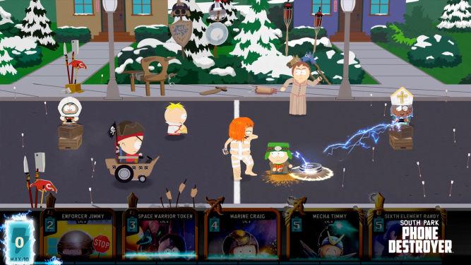 Ostrzeżenie Ubisoftu: nie grajcie w South Park: Phone Destroyer - obrazek 1