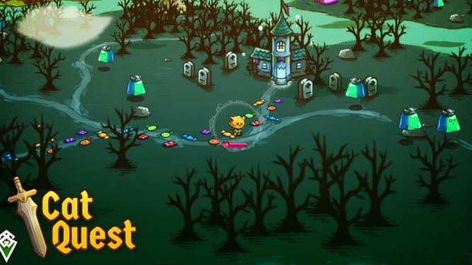 Cat Quest w końcu trafia na PS4 i Nintendo Switch - obrazek 1
