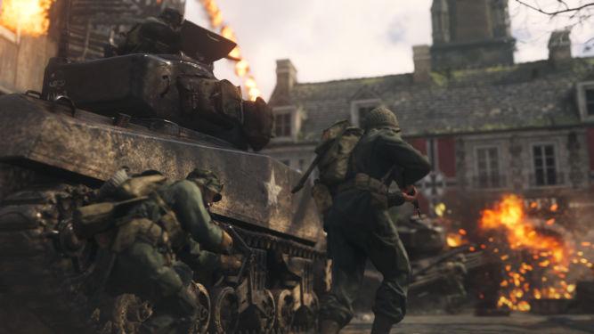 Twórcy Call of Duty: WWII omyłkowo za bardzo podkręcili ilość zdobywanego doświadczenia - obrazek 1