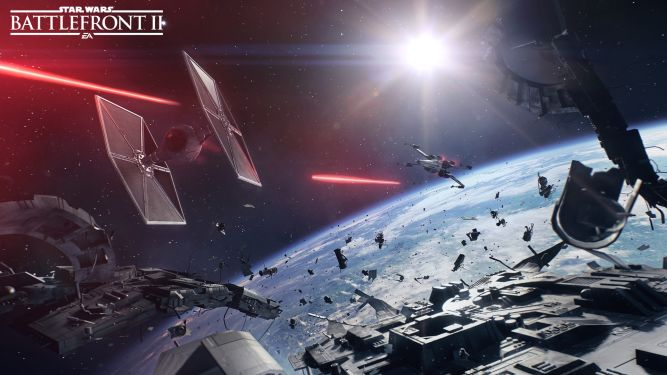 Pierwsze oceny Star Wars: Battlefront II - obrazek 1