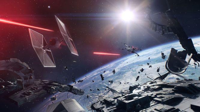Electronic Arts wyłącza mikrotransakcje w Star Wars: Battlefront II! - obrazek 1