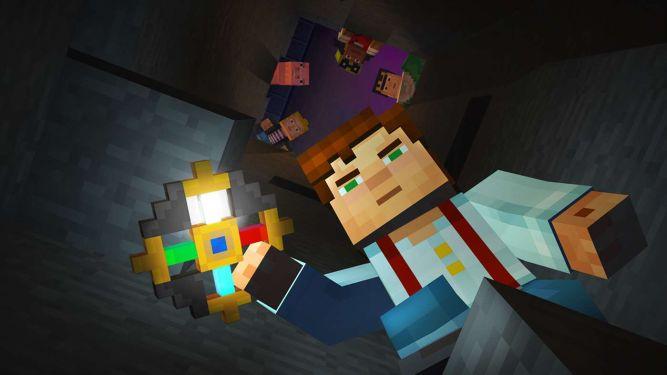 Minecraft: Story Mode za darmo na Windows Store - obrazek 1