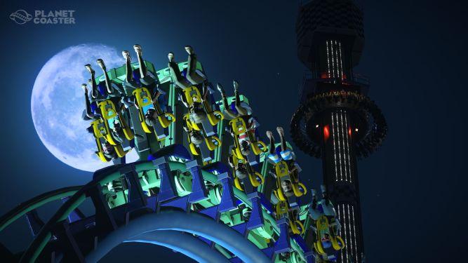Planet Coaster z edytorem scenariuszy i innymi nowościami - obrazek 1