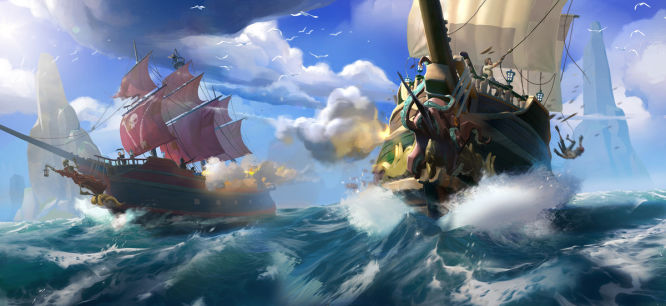 Sea of Thieves - chcesz przetestować grę? Zapisy trwają - obrazek 1