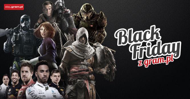 Black Friday w sklepie gram.pl! - obrazek 1