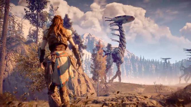 Hideo Kojima chwali Horizon: Zero Dawn w nowym zwiastunie gry - obrazek 1