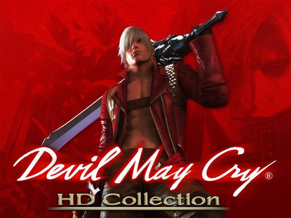 Capcom zapowiedział Devil May Cry HD Collection - obrazek 1