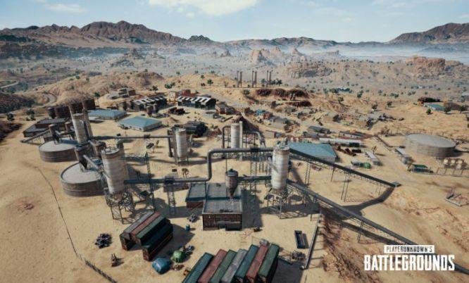 PlayerUnknown's Battlegrounds - zobacz gameplay z pustynnej mapy - obrazek 1
