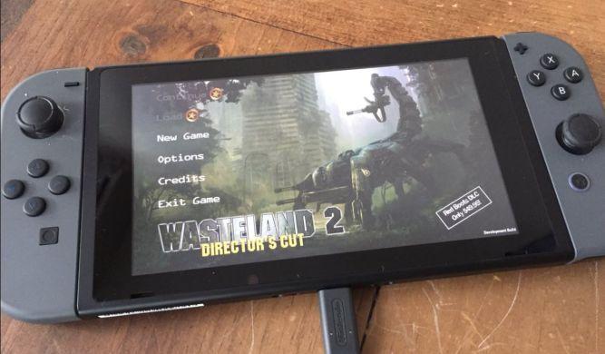 Wasteland 2: Director's Cut trafi na Nintendo Switch - obrazek 1