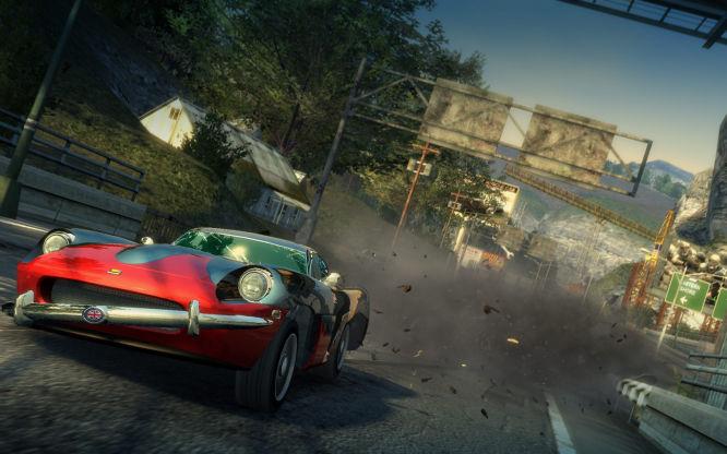 Burnout Paradise Remastered zmierza na PS4 i Xboksa One? - obrazek 1