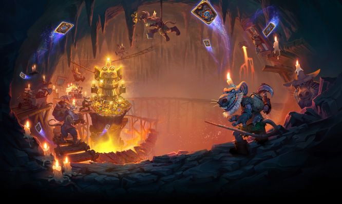 Blizzard wynagrodzi kłopoty z Hearthstone darmowymi paczkami kart - obrazek 1