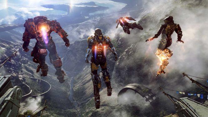 EA nie przesadzi z mikropłatnościami w Anthem - uważa Michael Pachter - obrazek 1