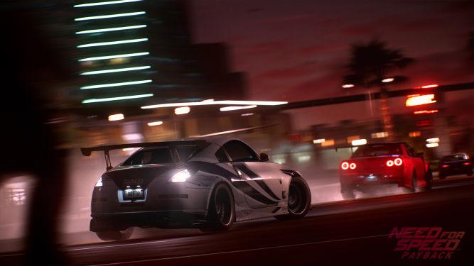 Tryb swobodnej jazdy zawita do Need for Speed: Payback - obrazek 1