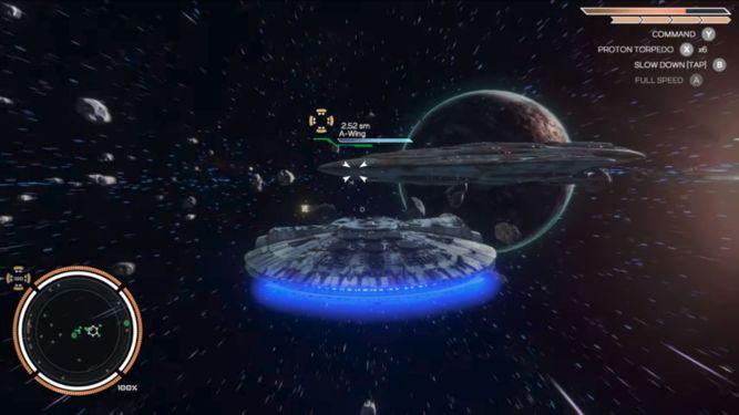 Niezależny zespół chciał zrobić współczesnego X-Winga. EA spasowało - obrazek 1