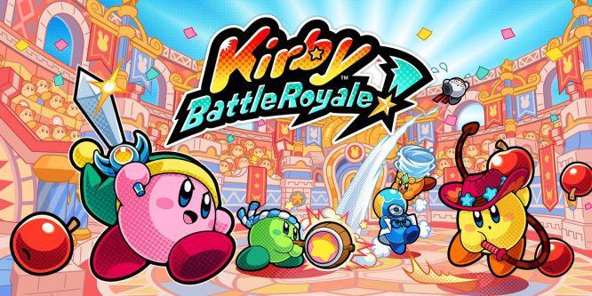 Kirby: Battle Royale z nowym trailerem - obrazek 1