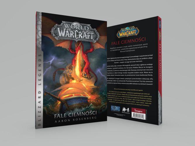 World of Warcraft: Fale Ciemności trafi na półki księgarń 17 stycznia - obrazek 1