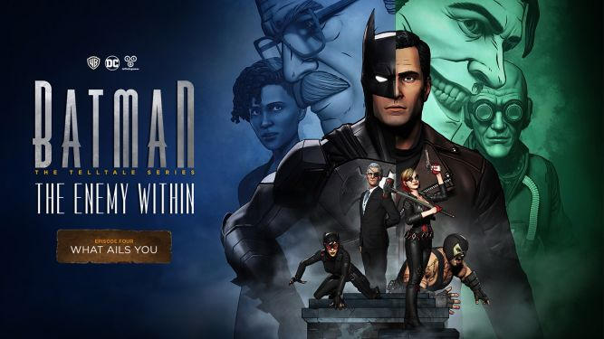 4. epizod Batman: The Enemy Within z datą premiery - obrazek 1