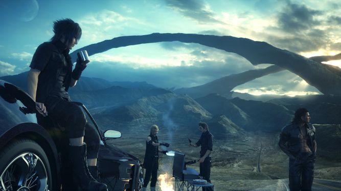 Final Fantasy XV: Royal Edition zarejestrowane w bazie agencji ratingowej ESRB - obrazek 1
