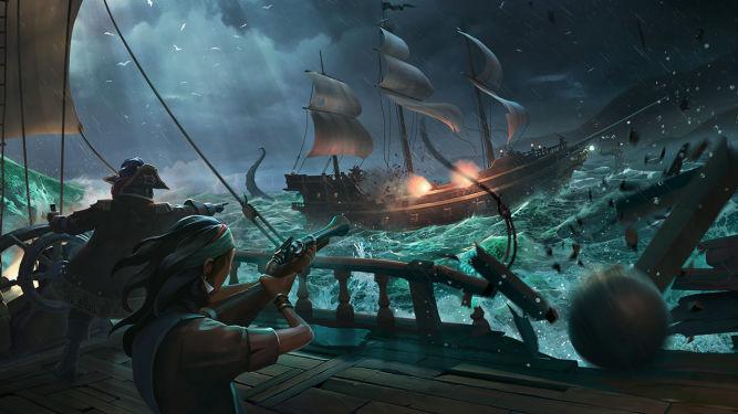 Sea of Thieves - ujawniono datę bety gry - obrazek 1