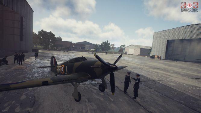 303 Squadron - ruszyła zbiórka na polską grę o Dywizjonie 303 - obrazek 1