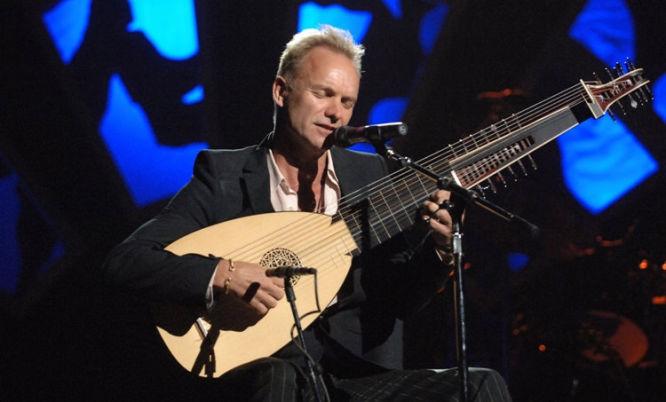 Sting będzie narratorem w grze - obrazek 1