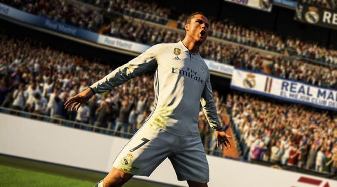 FIFA 18 najpopularniejsza w Europie w 2017 roku. Fenomen na podium - obrazek 1