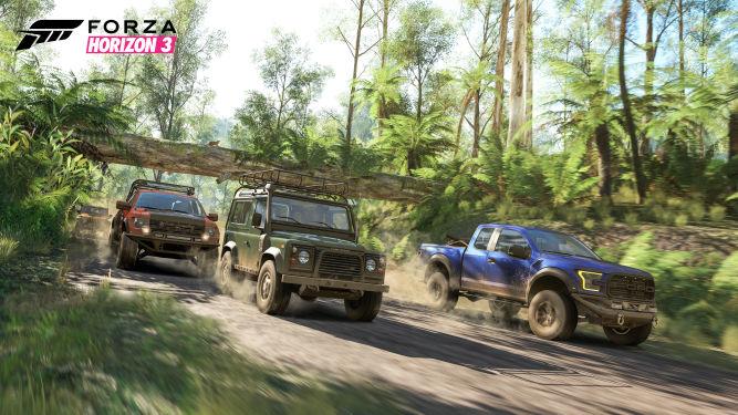 Wyciekła Forza Horizon 4. Premiera prawdopodobnie w tym roku - obrazek 1