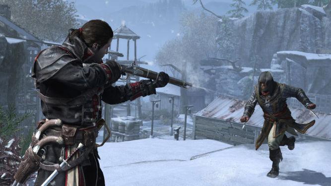 Remaster Assassin's Creed Rogue w 4K oficjalnie. Premiera w marcu - obrazek 1