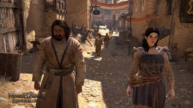 Mount & Blade 2: Bannerlord - twórcy prezentują frakcję Aserai - obrazek 1