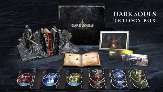 Bandai Namco zapowiedziało specjalne wydanie trylogii Dark Souls na PS4 - obrazek 1