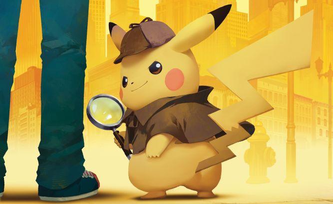 Detective Pikachu trafi na 3DS W Europie 23 marca 2018 - obrazek 1