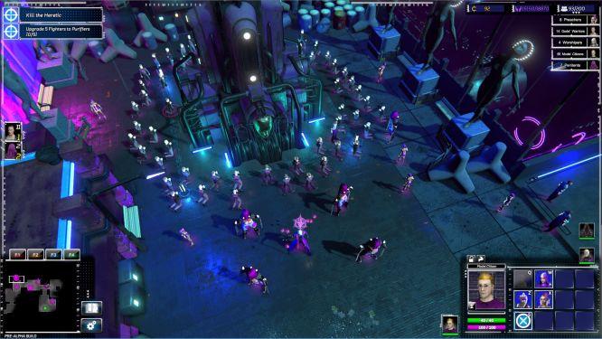 Cyberpunkowy RTS Re-Legion zapowiedziany przez 1C na PAX South - obrazek 1