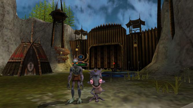 Limited Run Games szykuje fizyczne wydanie gry Oddworld: Munch's Oddysee - obrazek 1