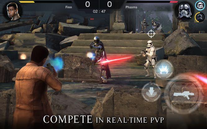 Disney zapowiada Star Wars: Rivals - obrazek 1