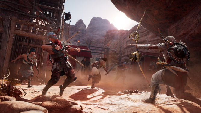 Assassin's Creed Origins - The Hidden Ones ukaże się w przyszłym tygodniu - obrazek 1