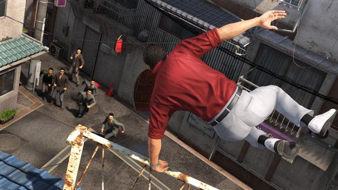 Yakuza 6 minigrami stoi. Zobacz nowy trailer - obrazek 1