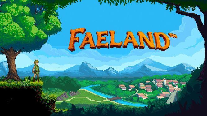 Faeland będzie klonem The Legend of Zelda? - obrazek 1