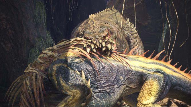 Monster Hunter World - Capcom zapowiada Day One Patch i udostępnia nowe screeny - obrazek 1