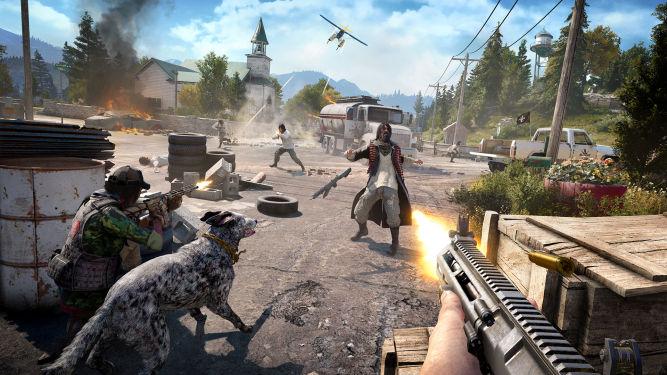 Znamy oficjalne wymagania sprzętowe Far Cry 5 na PC - obrazek 1