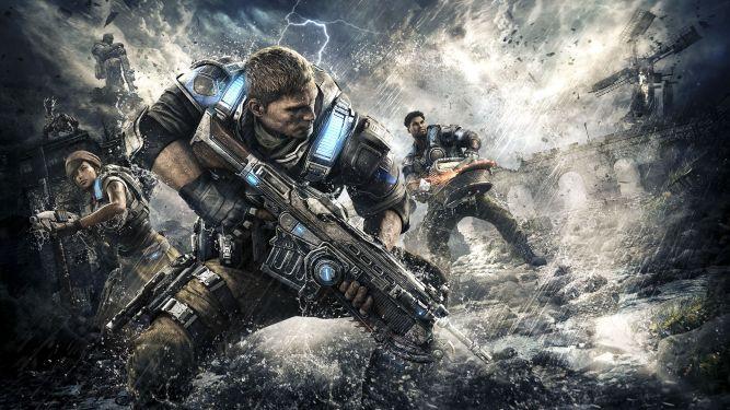 Trwają prace na Gears of War 5 - obrazek 1