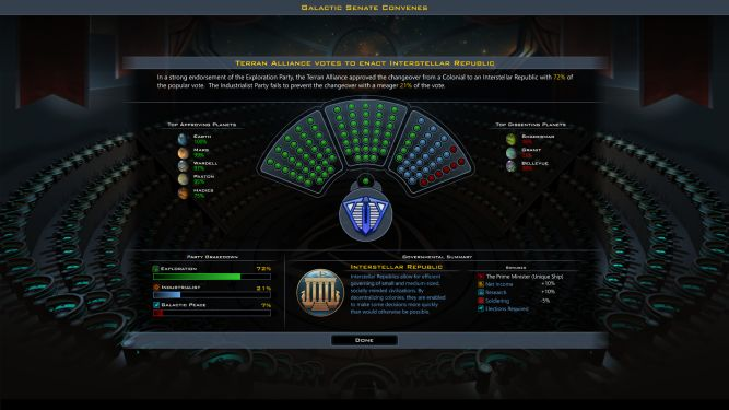 Galactic Civilizations III otrzyma kolejny dodatek – Intrigue - obrazek 1
