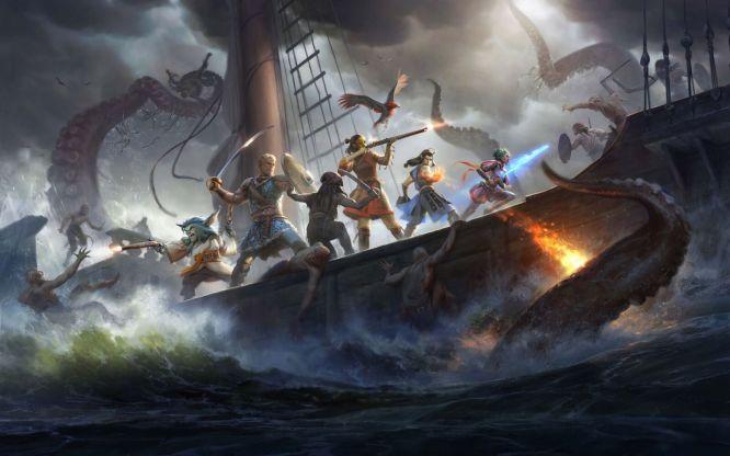 Data premiery Pillars of Eternity II: Deadfire ujawniona. Będą edycje Deluxe i Obsidian - obrazek 1
