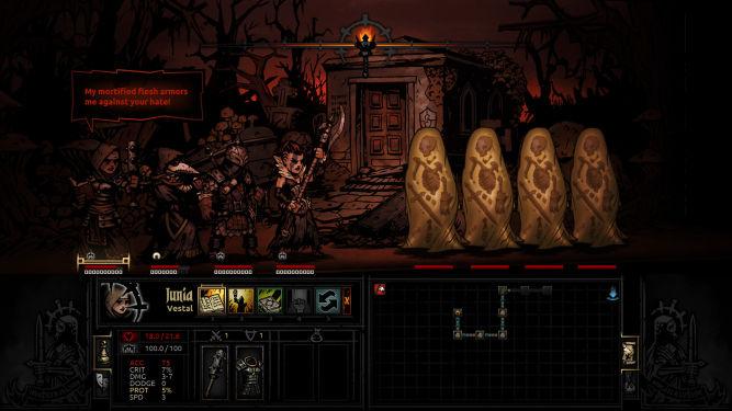 Darkest Dungeon doczeka się fizycznego wydania na PlayStation 4 i Nintendo Switch - obrazek 1
