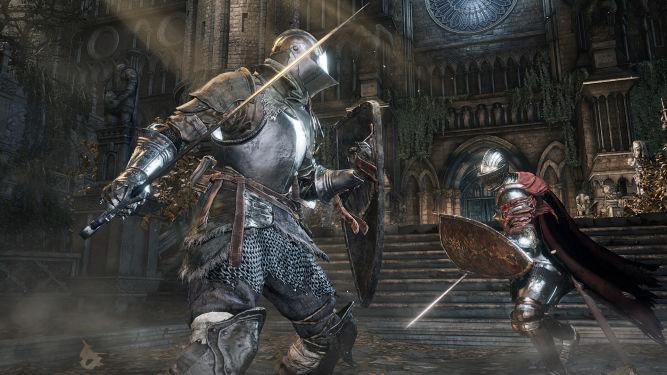 Dark Souls III ukończone bez trafienia jedynie łukiem - obrazek 1