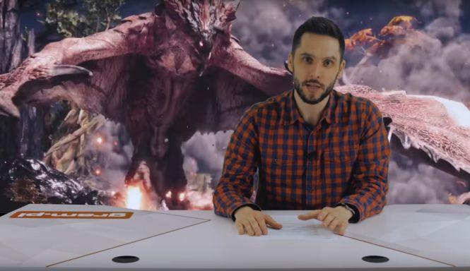 GramTV News - Monster Hunter World + Nowy Dragon Ball + John Cena jako Duke Nukem - obrazek 1