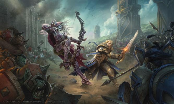 Znamy wymagania sprzętowe World of Warcraft: Battle for Azeroth  - obrazek 1
