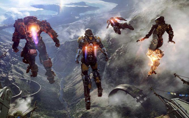 Anthem w 2019 roku, nowy Battlefield jesienią - obrazek 1